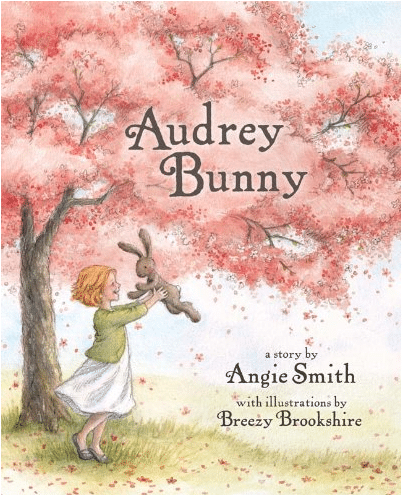 Soon to be published book by Angie Smith