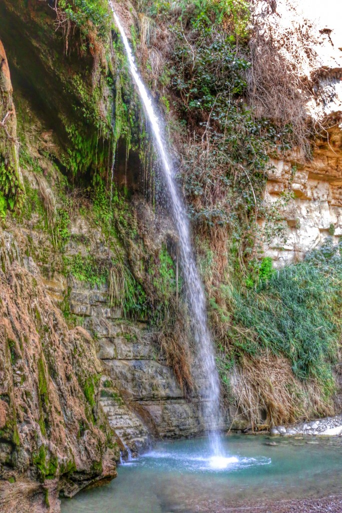 En Gedi Big Falls 1